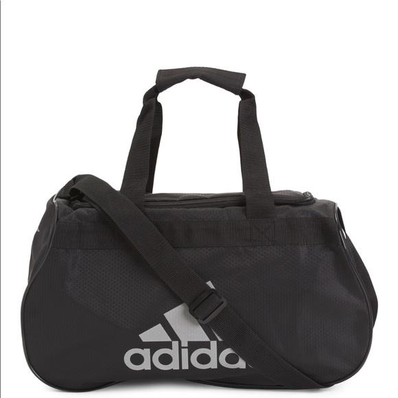 8b998a029e49a4 adidas Bags | New Small Diablo Duffel Gym Bag | Poshmark